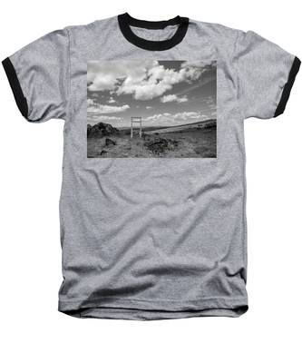Beyond Here The Chair Project Baseball T-Shirt