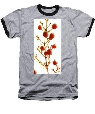 Brazilian Pepper 0482 Baseball T-Shirt
