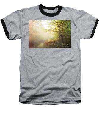 Broceliand Path Baseball T-Shirt