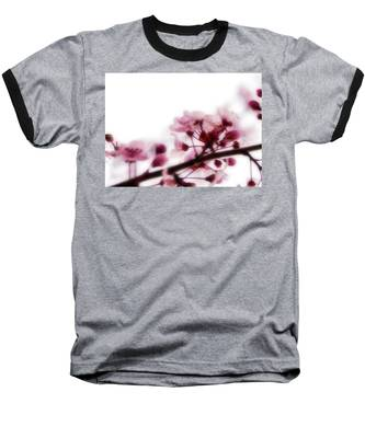 Cherry Triptych Left Panel Baseball T-Shirt