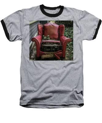 Comfy Chair Baseball T-Shirt