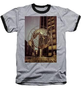 Globe 2 Baseball T-Shirt