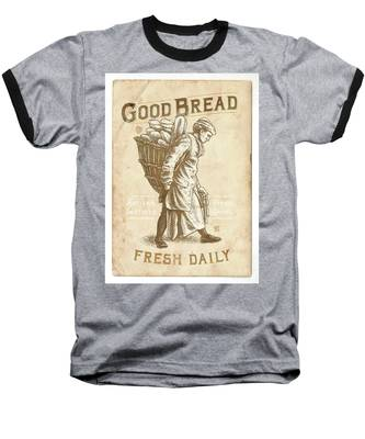 Good Bread Baseball T-Shirt
