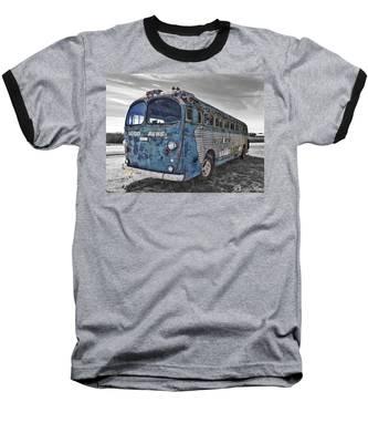 Baseball T-Shirt featuring the photograph Good News Still Travels by Andrea Platt