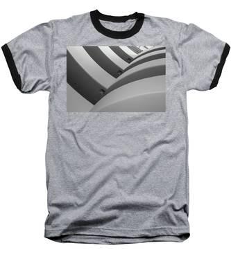 Guggenheim_museum Baseball T-Shirt