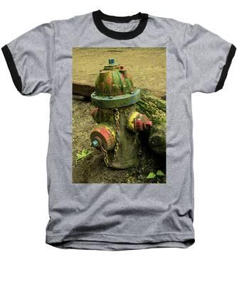 Hydrant Baseball T-Shirt