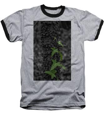 Industrious Ivy Baseball T-Shirt