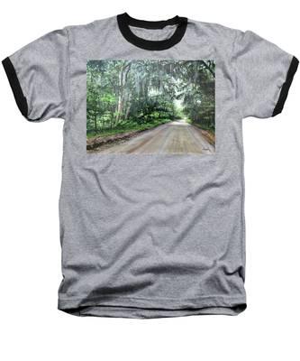 Island Road Baseball T-Shirt