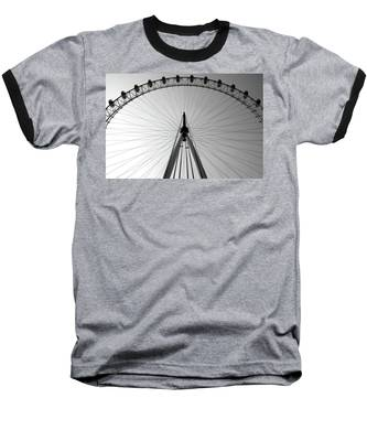 London_eye_i Baseball T-Shirt