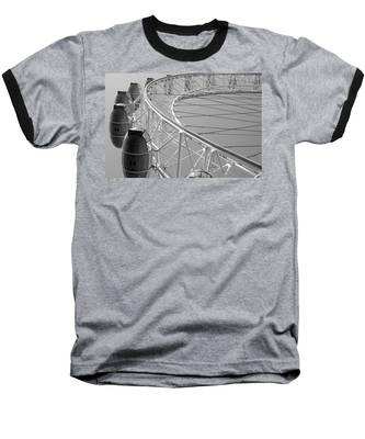 London_eye_ii Baseball T-Shirt