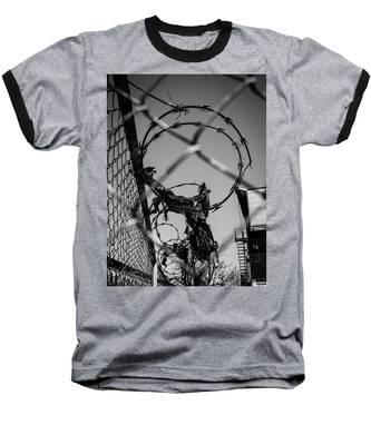 More Barriers Baseball T-Shirt