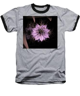 Purple Peculiarity Baseball T-Shirt