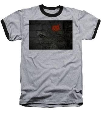 Remains Baseball T-Shirt