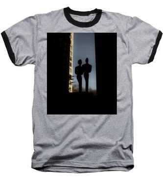 Sihlouette Baseball T-Shirt