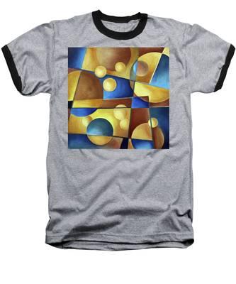 Spheres Baseball T-Shirt