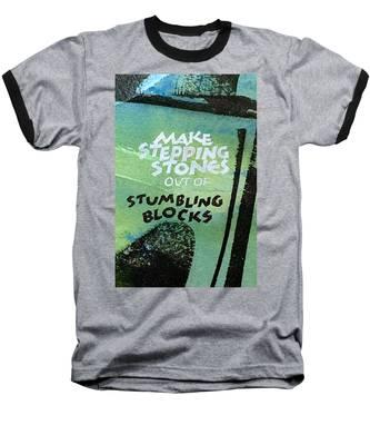 Stepping Stones Baseball T-Shirt