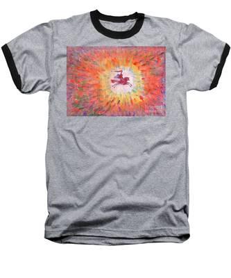 Sunny Rider Baseball T-Shirt