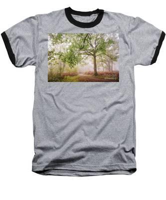 The Autumn Path Baseball T-Shirt