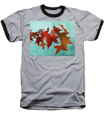 The Red Leaves Baseball T-Shirt
