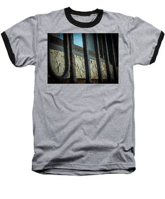 The Texture Of Time Baseball T-Shirt