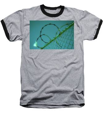 Urban Geometry Baseball T-Shirt