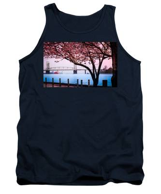 Cape Fear Of Wilmington Tank Top