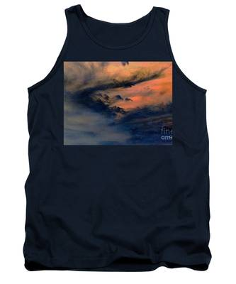 Fire In The Hills Tank Top