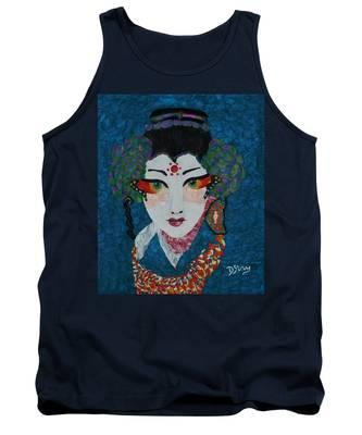 Kabuki Tank Top