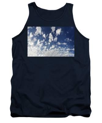 Cloudy Sky Tank Top