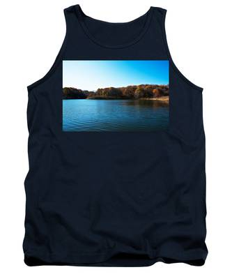 Autumn The In Loess Hills Tank Top