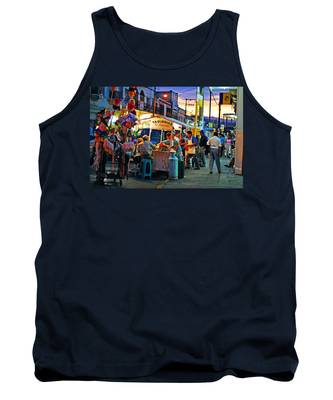 Tank Top featuring the photograph El Flamazo by Skip Hunt