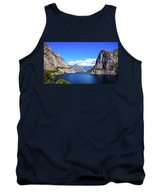 Hetch Hetchy Reservoir Yosemite Tank Top