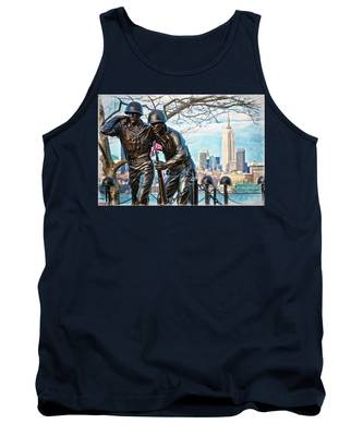Hoboken War Memorial Tank Top