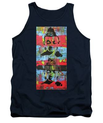 Purifying The Heart Tank Top