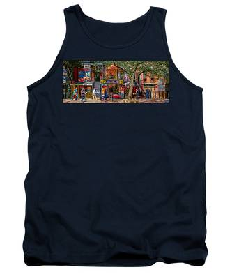 St Marks Place Tank Top