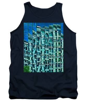 Windows In Windows Tank Top