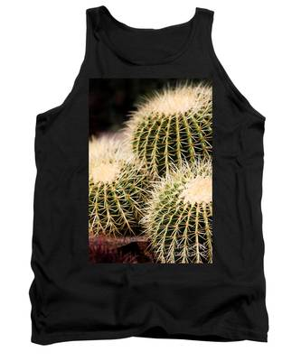 Triple Cactus Tank Top