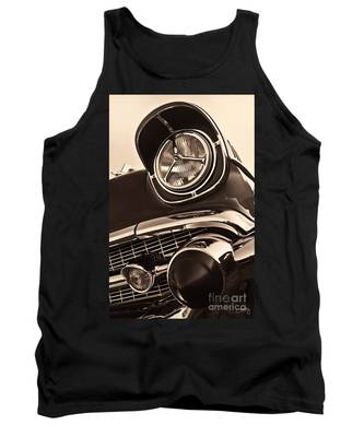 1957 Chevy Details Tank Top