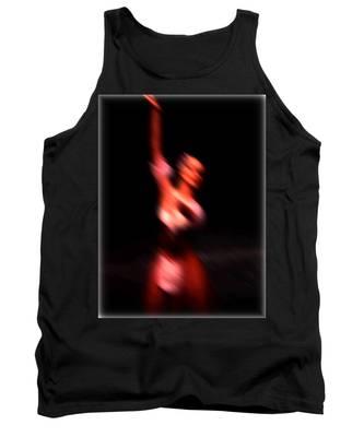 Ballet Blur 4 Tank Top