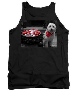 Doodle Painting Tank Top
