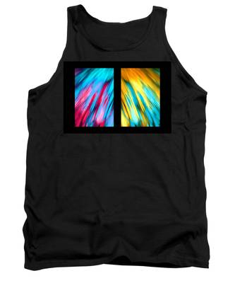 Happy Together Layout Tank Top