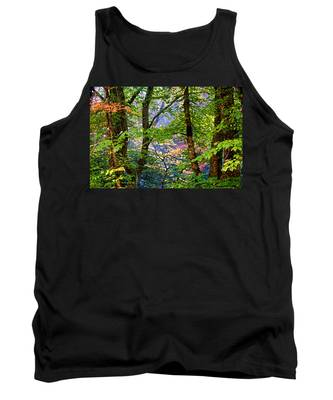 Land Of The Noonday Sun Tank Top