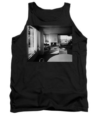Living Room In Mr. And Mrs. Walter Gropius' House Tank Top