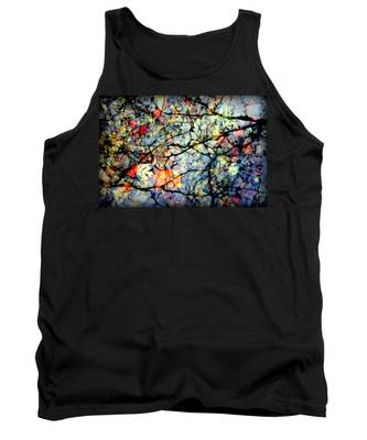 Natures Stained Glass Tank Top