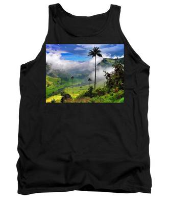 Tank Top featuring the photograph Nephilim by Skip Hunt