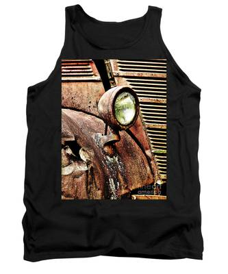 Rusted Tank Top