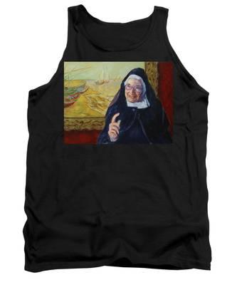 Sister Wendy Tank Top