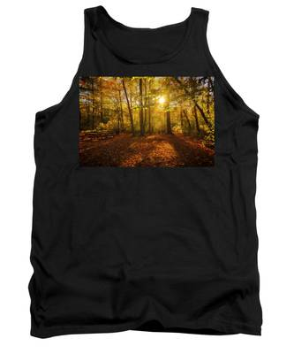 Sunset Forest Tank Top