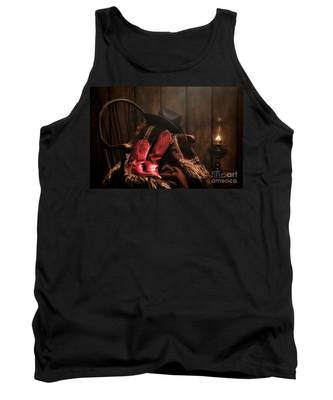 The Cowgirl Rest Tank Top