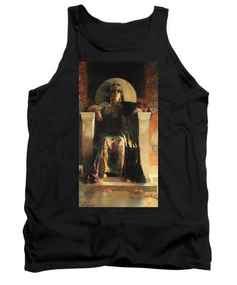 The Empress Theodora Tank Top